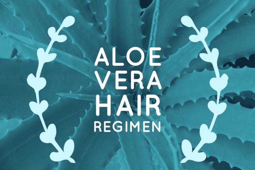 aloe vera hair