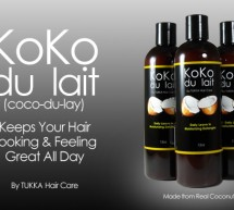 Natural Hair Care Product: KoKo du lait Daily Leave In Moisturizing Detangler