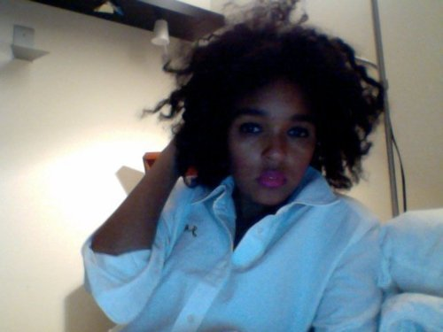 Janelle Monae Hair Tutorial