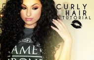 Video: Curly Hair Tutorial | Makeup By Leyla