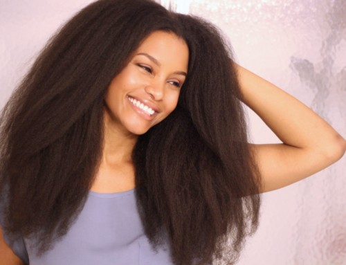 Long Natural Hair | How To Grow 20 Inches of Hair