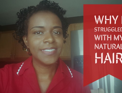 Why I Struggled With My Natural Hair Texture
