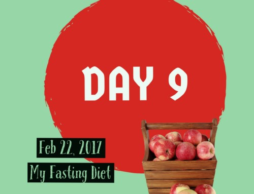 Fasting Diet Day 9 |  My Holistic Lifestyle
