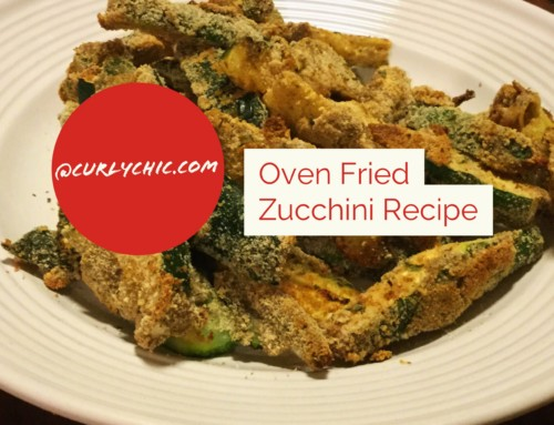 Baked Zucchini Fries | Healthy Vegan Meals