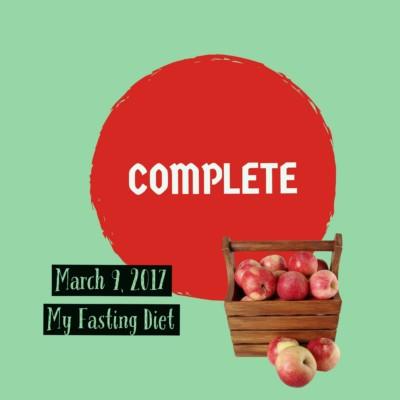 15 days fasting diet
