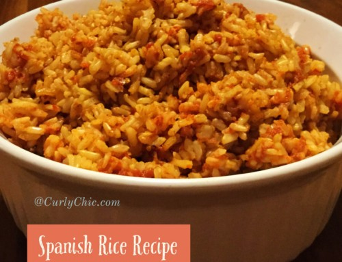 Spanish Rice Recipe | Healthy Side Dish
