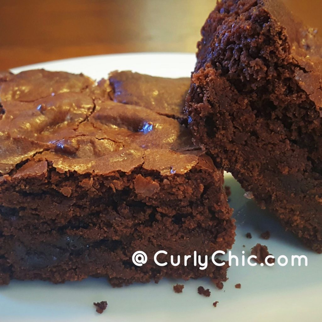 vegan fudge brownie recipe
