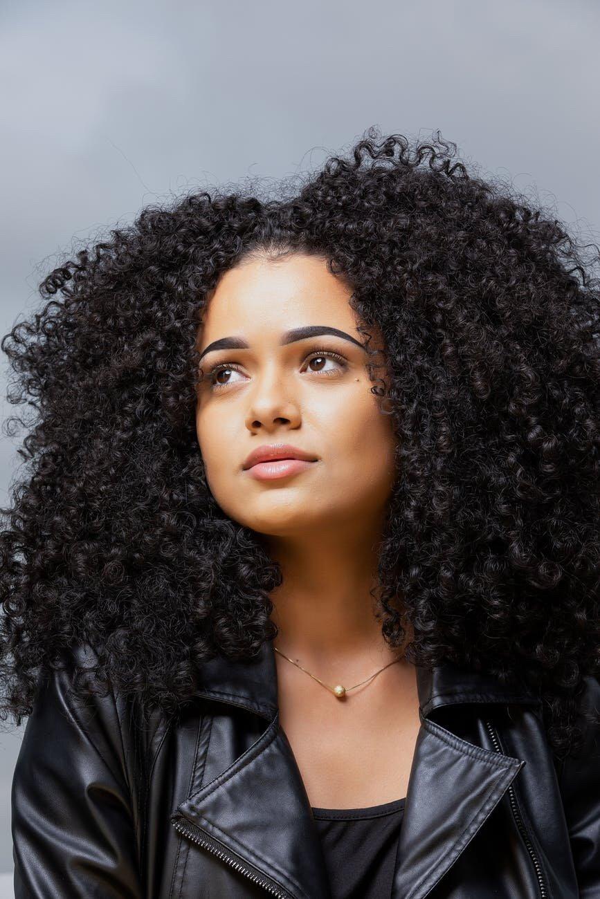 Natural Curly Hair Regimen